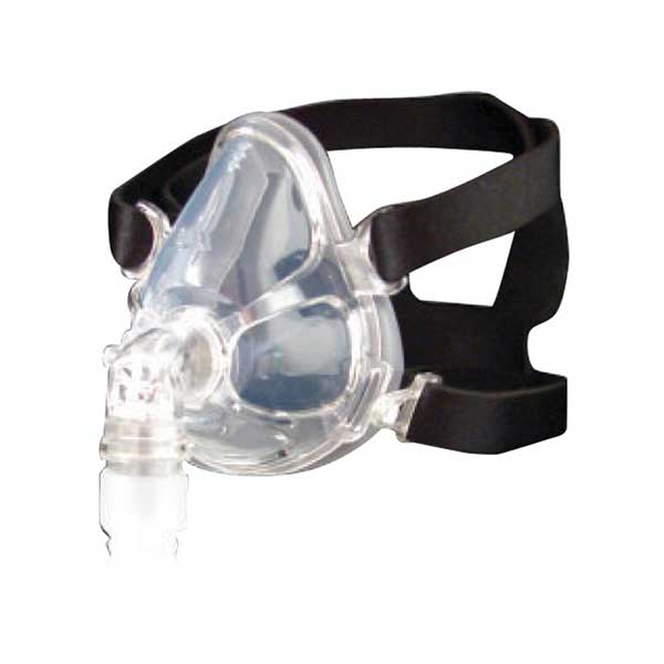 Full Face ComfortFit Deluxe CPAP Mask
