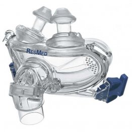 Mirage Liberty Full Face CPAP Mask Assembly Kit