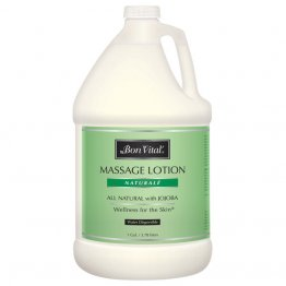 Bon Vital' Naturale Massage Lotion - 1 Gallon