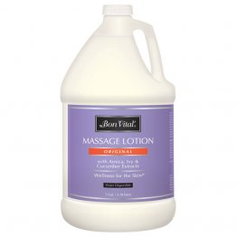 Bon Vital' Original Massage Lotion - 1 Gallon