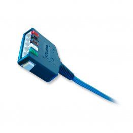 D Series Individually Shielded ECG Safety Cable System - 5 Lead Configuration
