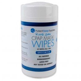 Patient Sleep Supplies Mask Wipes