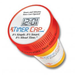 RX Timer Cap - EZ-TWIST Medication Timer Caps